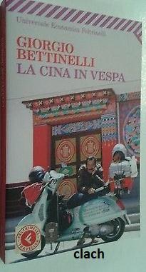 La Cina in Vespa, Giorgio Bettinelli