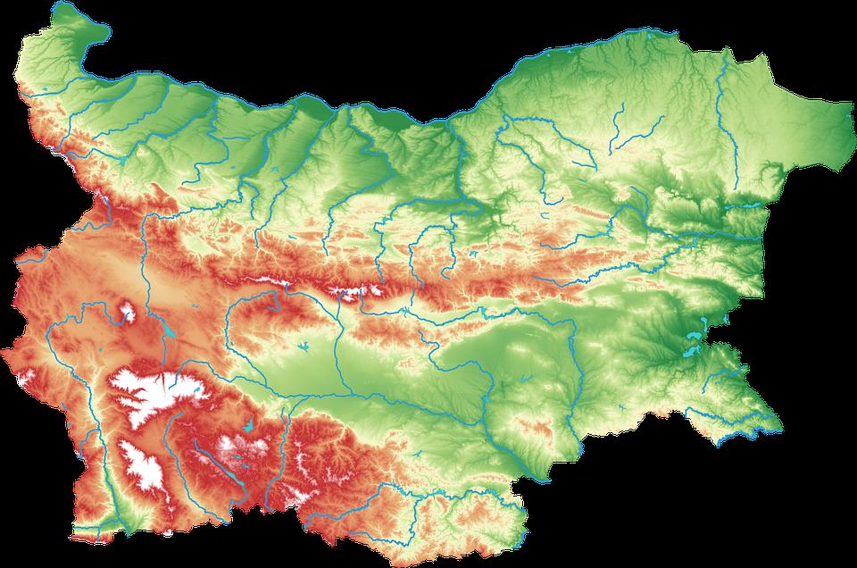 bulgaria-mappa