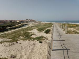 Camino portoghese de la Costa