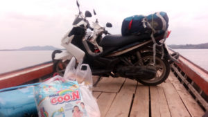 Scooter Thailandia del Sud
